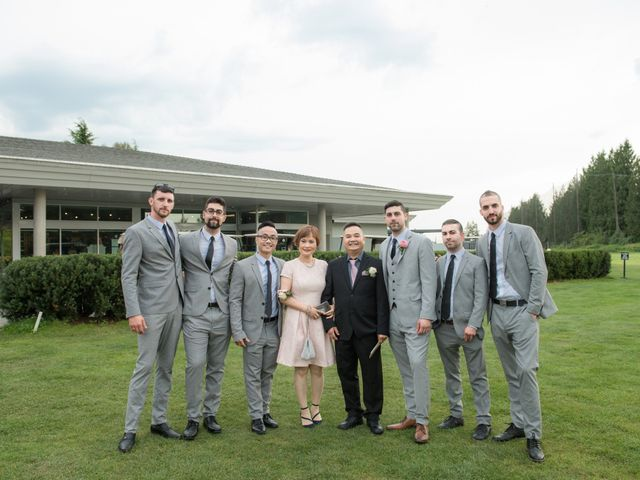 Gregory and Fion's wedding in Coquitlam, British Columbia 101