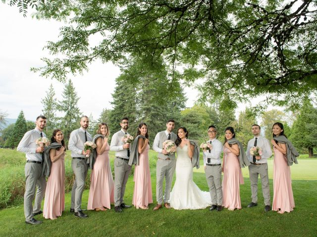 Gregory and Fion's wedding in Coquitlam, British Columbia 106