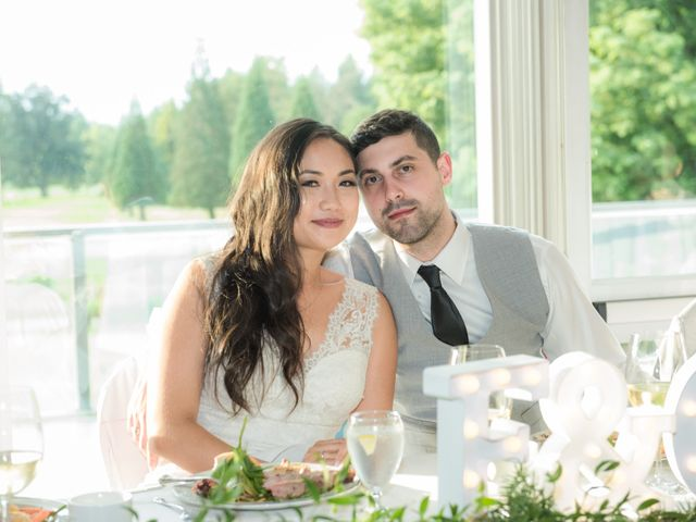 Gregory and Fion's wedding in Coquitlam, British Columbia 112
