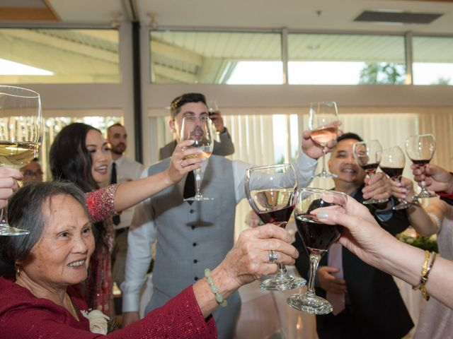 Gregory and Fion's wedding in Coquitlam, British Columbia 114