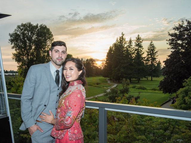 Gregory and Fion's wedding in Coquitlam, British Columbia 116