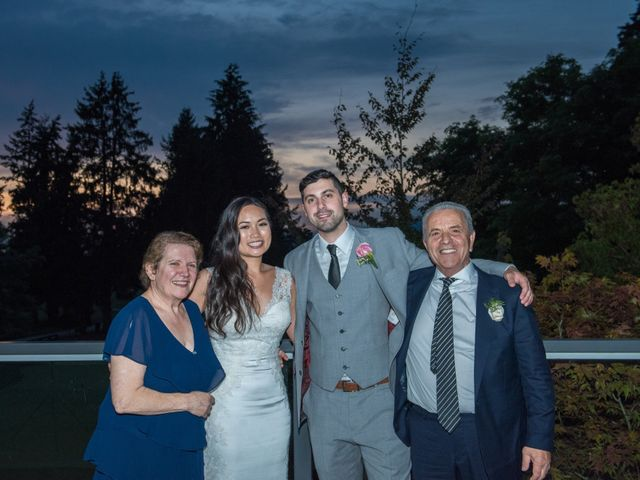 Gregory and Fion's wedding in Coquitlam, British Columbia 120