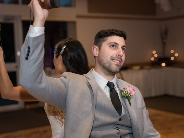 Gregory and Fion's wedding in Coquitlam, British Columbia 130
