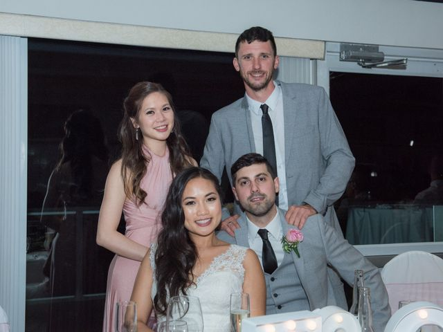 Gregory and Fion's wedding in Coquitlam, British Columbia 145
