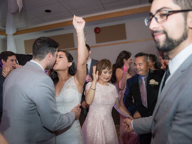 Gregory and Fion's wedding in Coquitlam, British Columbia 152