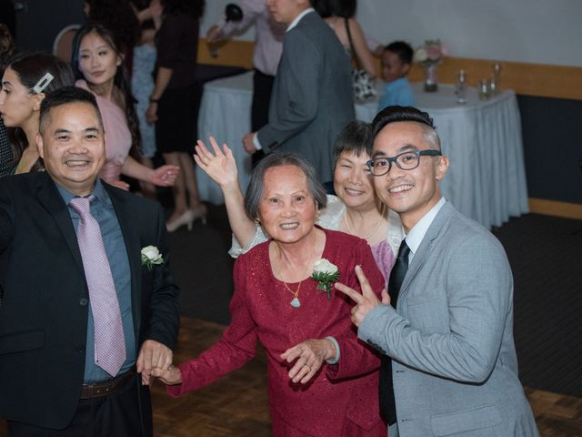 Gregory and Fion's wedding in Coquitlam, British Columbia 155