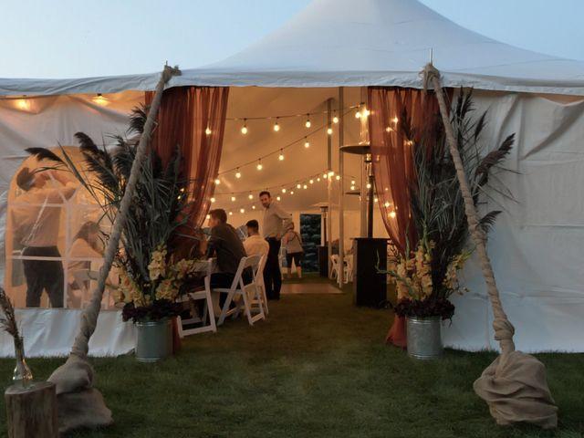 Keshia and Trevor's wedding in Elora, Ontario 2