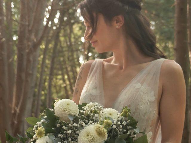Keshia and Trevor's wedding in Elora, Ontario 3