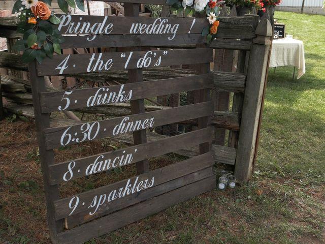 Keshia and Trevor's wedding in Elora, Ontario 6