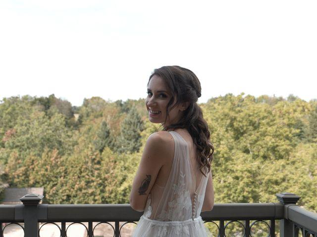 Keshia and Trevor's wedding in Elora, Ontario 7