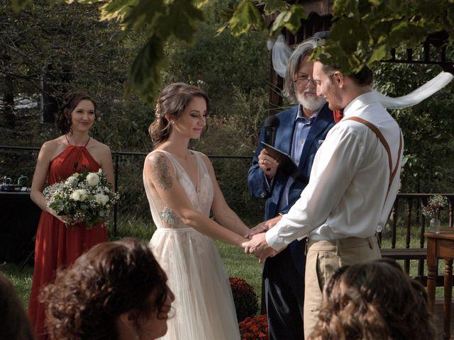 Keshia and Trevor's wedding in Elora, Ontario 9