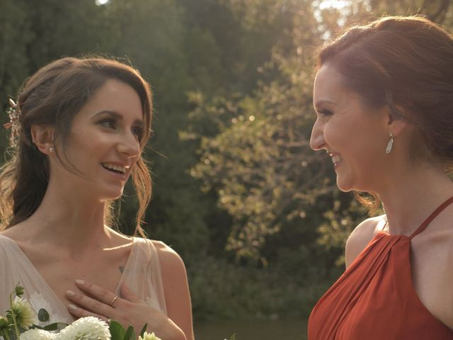 Keshia and Trevor's wedding in Elora, Ontario 10