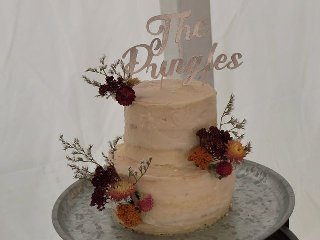 Keshia and Trevor's wedding in Elora, Ontario 11