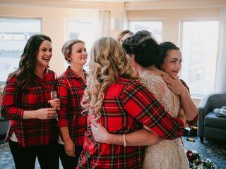 The wedding of Kimberly and Bobby  1