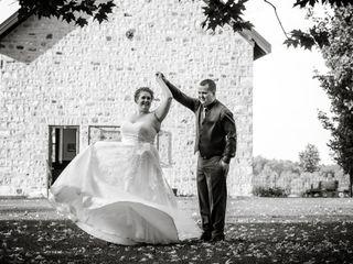 The wedding of Shandra and Bryan