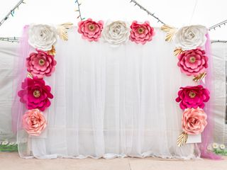 The wedding of Yuvraj and Evnah 1