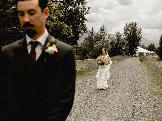 Fernanda and Jonah's wedding in Agassiz, British Columbia 19