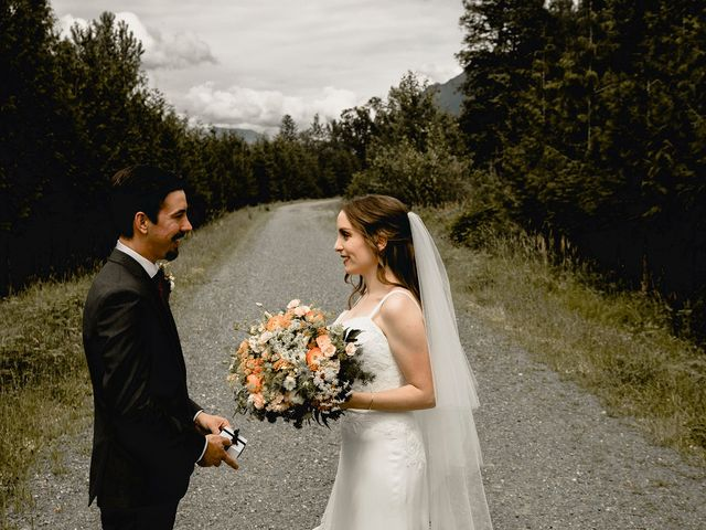 Fernanda and Jonah's wedding in Agassiz, British Columbia 21