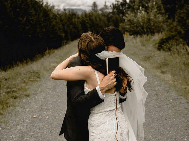Fernanda and Jonah's wedding in Agassiz, British Columbia 27