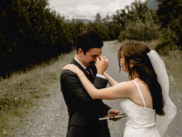 Fernanda and Jonah's wedding in Agassiz, British Columbia 28