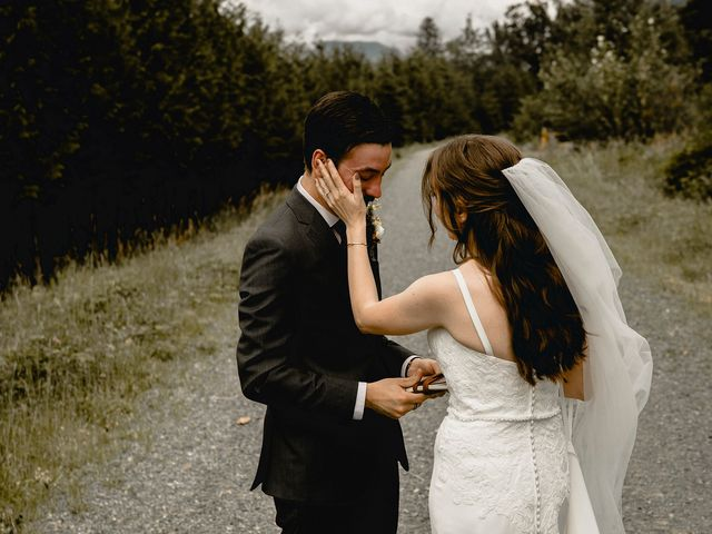Fernanda and Jonah's wedding in Agassiz, British Columbia 29