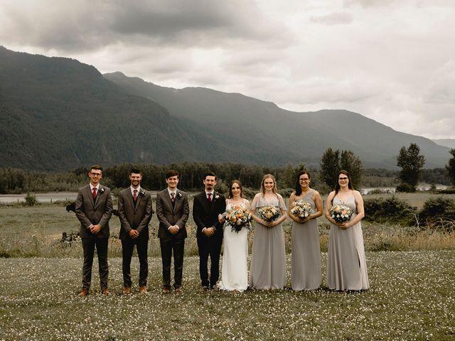 Fernanda and Jonah's wedding in Agassiz, British Columbia 38