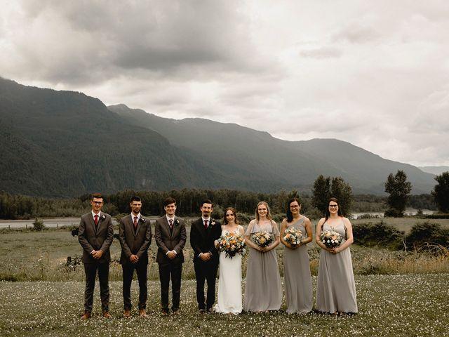 Fernanda and Jonah's wedding in Agassiz, British Columbia 39