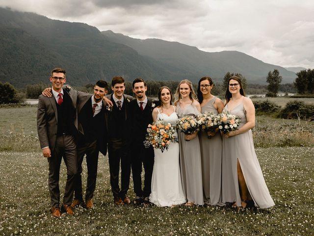 Fernanda and Jonah's wedding in Agassiz, British Columbia 40
