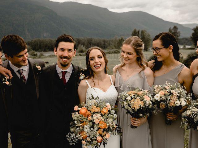Fernanda and Jonah's wedding in Agassiz, British Columbia 41