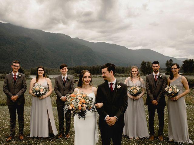 Fernanda and Jonah's wedding in Agassiz, British Columbia 44