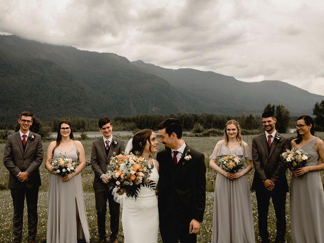 Fernanda and Jonah's wedding in Agassiz, British Columbia 46