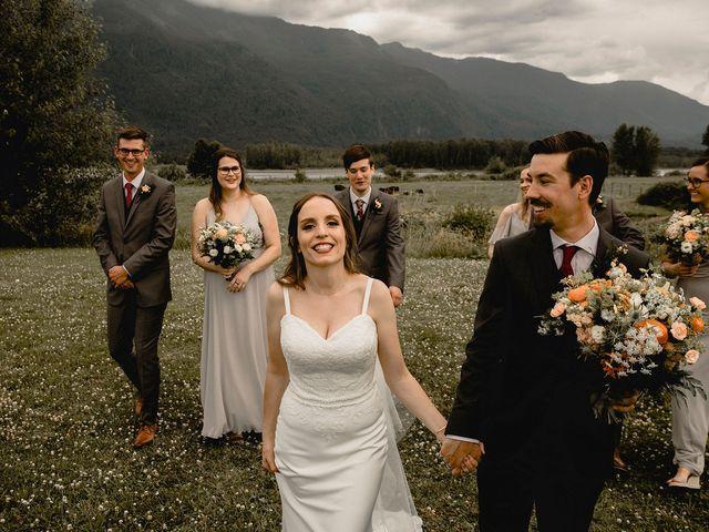 Fernanda and Jonah's wedding in Agassiz, British Columbia 47