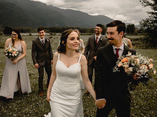 Fernanda and Jonah's wedding in Agassiz, British Columbia 48