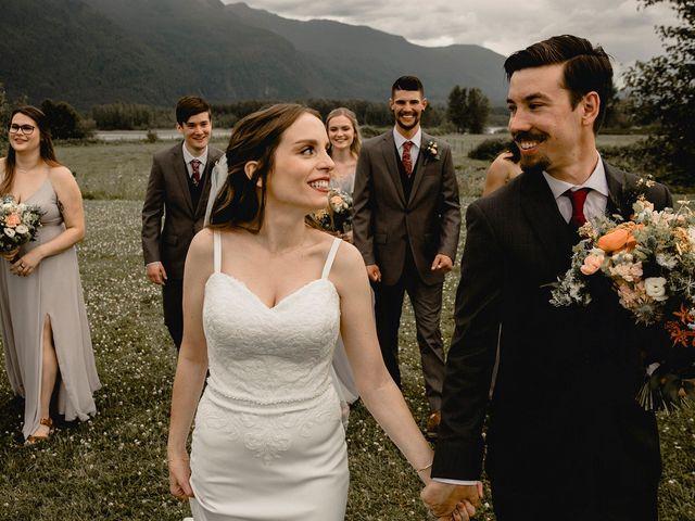 Fernanda and Jonah's wedding in Agassiz, British Columbia 49