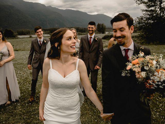 Fernanda and Jonah's wedding in Agassiz, British Columbia 50