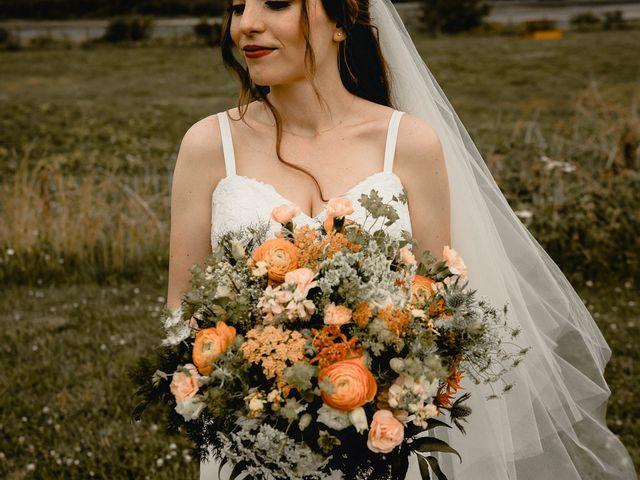 Fernanda and Jonah's wedding in Agassiz, British Columbia 2