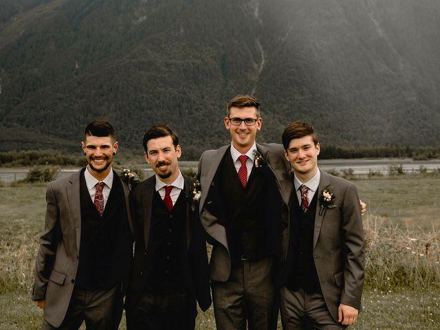 Fernanda and Jonah's wedding in Agassiz, British Columbia 56
