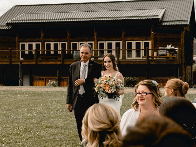 Fernanda and Jonah's wedding in Agassiz, British Columbia 58