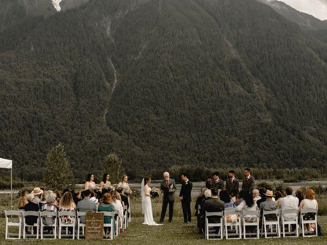 Fernanda and Jonah's wedding in Agassiz, British Columbia 60