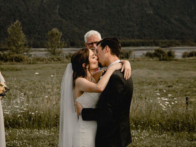 Fernanda and Jonah's wedding in Agassiz, British Columbia 71