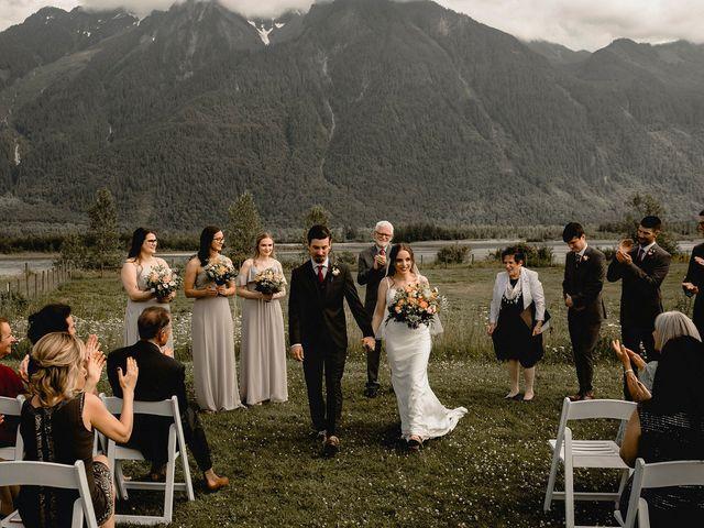 Fernanda and Jonah's wedding in Agassiz, British Columbia 75