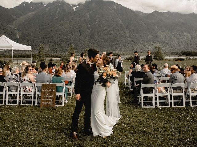 Fernanda and Jonah's wedding in Agassiz, British Columbia 77