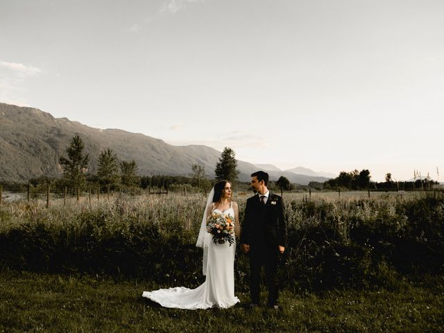 Fernanda and Jonah's wedding in Agassiz, British Columbia 101