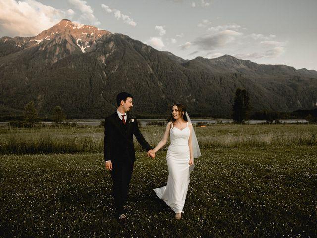 Fernanda and Jonah's wedding in Agassiz, British Columbia 102