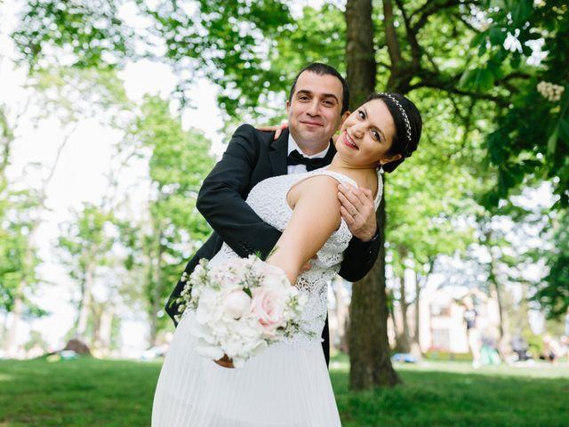 Saeed and Roxana's wedding in Vancouver, British Columbia 3