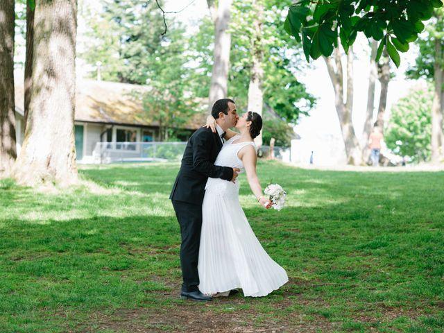 Saeed and Roxana's wedding in Vancouver, British Columbia 6