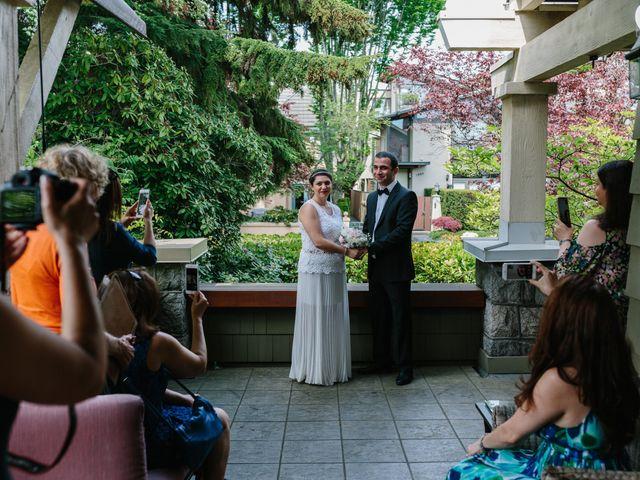 Saeed and Roxana's wedding in Vancouver, British Columbia 7