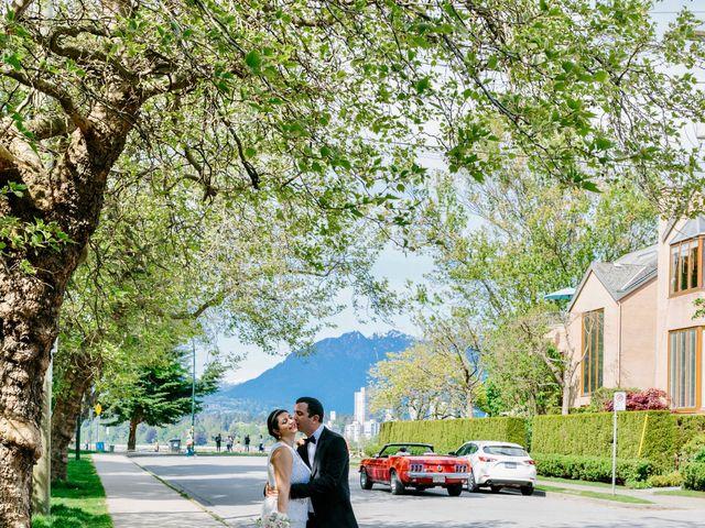 Saeed and Roxana's wedding in Vancouver, British Columbia 10