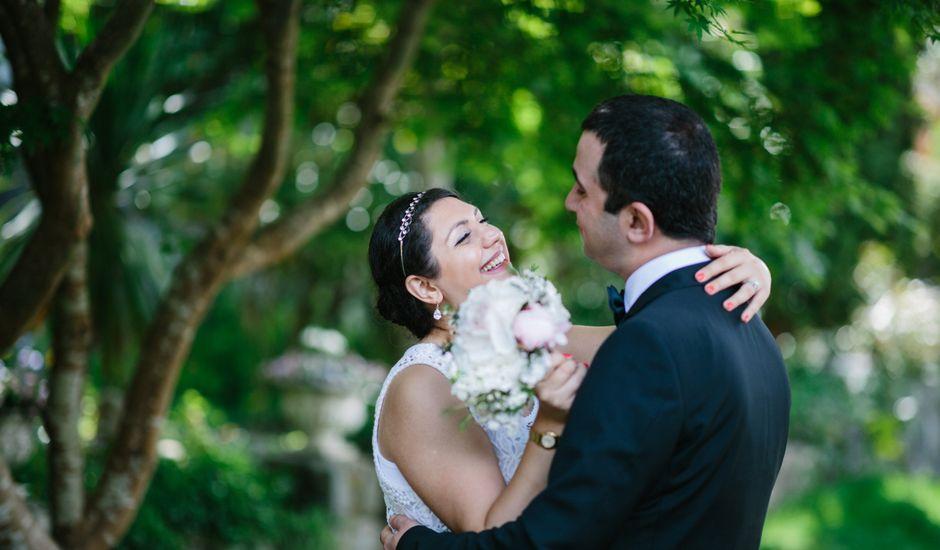 Saeed and Roxana's wedding in Vancouver, British Columbia