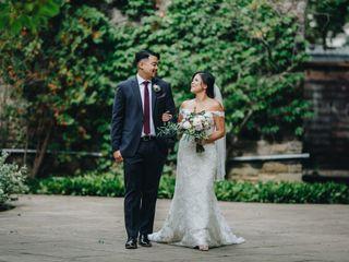 The wedding of Bryan and Joyce